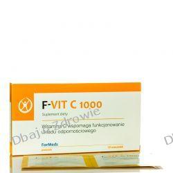 F- VIT C 1000 WITAMINA C FORMEDS, 1 SASZETKA Oczyszczanie