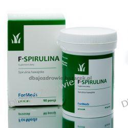 F- SPIRULINA FORMEDS SPIRULINA W PROSZKU Oczyszczanie