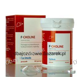 F-CHOLINE FORMEDS, CHOLINA Oczyszczanie