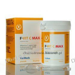 F- VIT C MAX FORMEDS, WITAMINA C W PROSZKU Preparaty