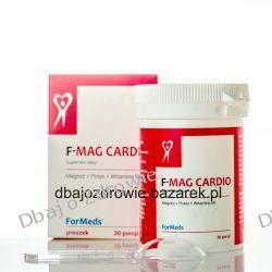 F-Mag Cardio Formeds, Magnez w Proszku, Serce Kremy pod oczy