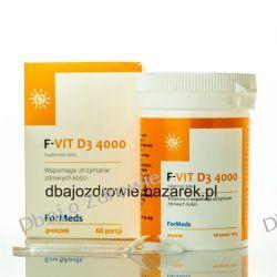 F-VIT D3 4000 FORMEDS WITAMINA D3 W PROSZKU Stawy, kości, mięśnie
