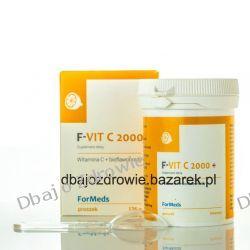 F-VIT C 2000+ FORMEDS WITAMINA C W PROSZKU Pamięć, układ nerwowy