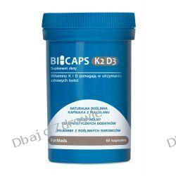 BICAPS K2 D3, FORMEDS 60 KAPSUŁEK WITAMINA K2+D3