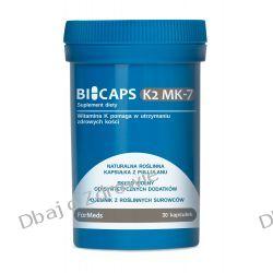 BICAPS K2 MK-7, 30 kapsułek, Formeds, Witamina K2