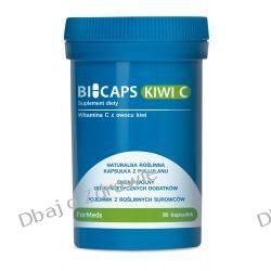 BICAPS KIWI C, 90 KAPSUŁEK FORMEDS WITAMINA C  Preparaty witaminowo-mineralne