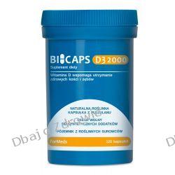 BICAPS D3 2000 Formeds, Witamina D3  Preparaty witaminowo-mineralne