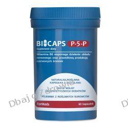 BICAPS P-5-P FORMEDS WITAMINA B6, 60 KAPSUŁEK Oczyszczanie