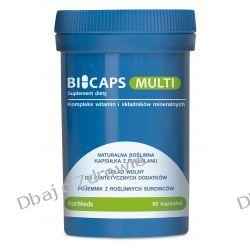 Bicaps Multi Formeds, 60 Kapsułek, Witaminy i Minerały