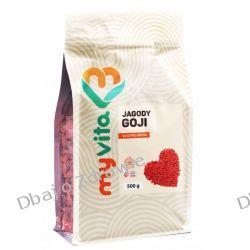 Jagody Goji, Myvita, 500 g Pozostałe
