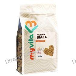 Morwa Biała Owoc Suszony Myvita, 250 g Zdrowa żywność