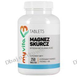 Magnez Skurcz (Magnez+Potas+B6), MyVita, 250 tabletek