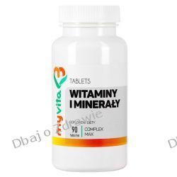 Witaminy i Minerały Complex Max, MyVita, 90 tabletek Preparaty witaminowo-mineralne