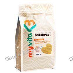 Ostropest Mielony (Silybum marianum), MyVita, 1000g Preparaty witaminowo-mineralne