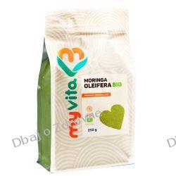 Moringa Oleifera BIO Proszek, Myvita, 250g Delikatesy