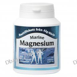 Magnez Morski 150 tabletek, Alg-Börje Preparaty