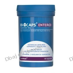 BICAPS ENTERO, ForMeds, 60 kapsułek, Probiotyk Skóra, włosy, paznokcie