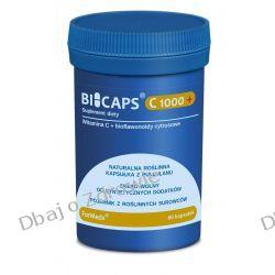 BICAPS C 1000+, 60 kapsułek, ForMeds Preparaty witaminowo-mineralne