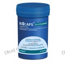 BICAPS GLUCOSAMINE Formeds, Glukozamina, 60 kapsułek Mydła