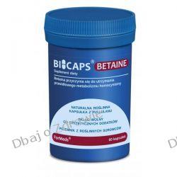 BICAPS BETAINE Formeds, Betaina, 60 kapsułek Układ pokarmowy
