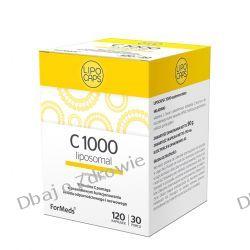 LIPOCAPS C 1000, Liposomalna Witamina C, Formeds, 120 kapsułek Oleje