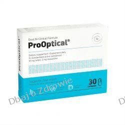 ProOptical Clinical Formula, DuoLife, Wzrok, 30 kapsułek Preparaty witaminowo-mineralne