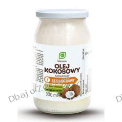 Olej Kokosowy Rafinowany, Bezzapachowy, Intenson, 900g