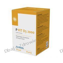 F-VIT D3 2000 Formeds, Witamina D3 w Proszku Pozostałe