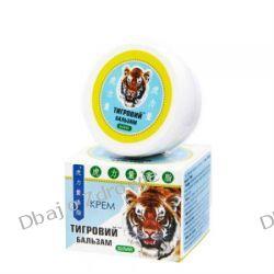 Maść Tygrysia Biała, Eliksir, 25ml Preparaty witaminowo-mineralne