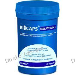 BICAPS Melatonin (Melatonina+Chmiel+Męczennica), Formeds Mydła