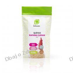 Quinoa, Komosa Ryżowa (Biała), Intenson, 250g Preparaty witaminowo-mineralne