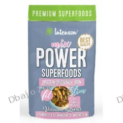 Mieszanka Nasion Superfoods Mix Power, Intenson, 200g Delikatesy