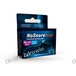NoSnore Plus Wkładka do Nosa przeciw Chrapaniu rozm XL Urządzenia