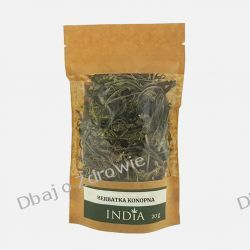 Herbatka Konopna CBD, India Cosmetics, 20g Mydła