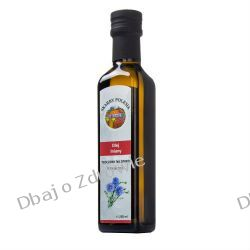 Olej Lniany, India Cosmetics, 250 ml Delikatesy