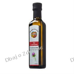 Olej z Ostropestu, India Cosmetics, 250 ml Delikatesy