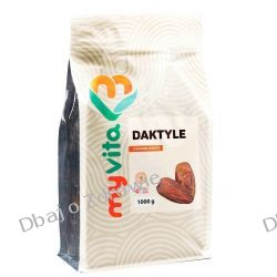 Daktyle Naturalne Suszone, MyVita, 1000g Delikatesy
