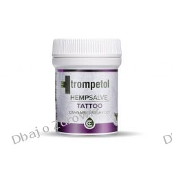Maść Konopna Tattoo Trompetol, 50 ml