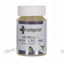 Maść Konopna Extra & Tea Tree Trompetol, 30 ml Zdrowie i Uroda