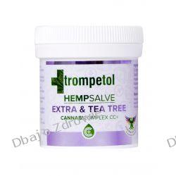 Maść Konopna Extra & Tea Tree Trompetol, 100 ml Kremy pod oczy
