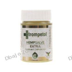 Maść Konopna Trompetol Extra, 30 ml Oczyszczanie