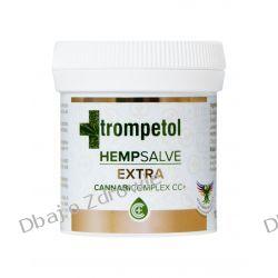 Maść Konopna Trompetol Extra, 100 ml Zdrowie i Uroda