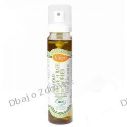 Olej Alep 10% Oleju Laurowego, 90% Oliwy z Oliwek, Spray, 30ml Zdrowie i Uroda