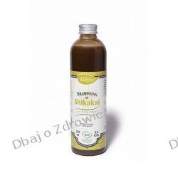 Organiczny Szampon Shikakai z Olejem Arganowym, Alepia, 250ml Musli, płatki, otręby