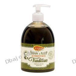Mydło Alep w Płynie Tradition 1% Oleju Laurowego, 500ml Przyprawy i zioła