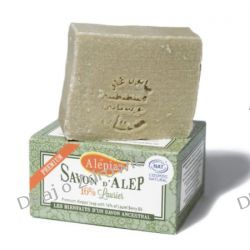 Mydło Naturalne Alep Premium Laurowe 16%, 125 g Przyprawy i zioła