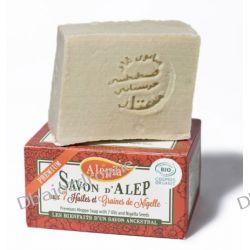 Mydło Alep Premium z Nasionami Czarnuszki, 125 g Kremy i maści