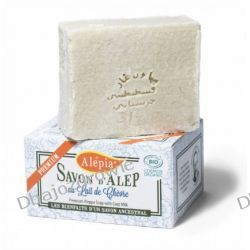 Mydło Naturalne Alep Premium z Kozim Mlekiem, 125 g Kremy i maści