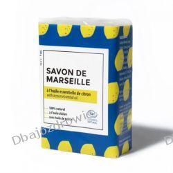 Mydło Marsylskie Perfumowane Cytryna BIO, Alepia, 100g Mydła