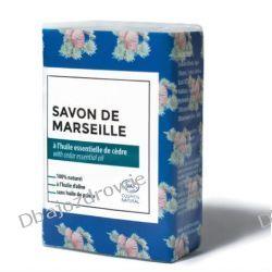 Mydło Marsylskie Perfumowane Cedr BIO, Alepia, 100g Oleje